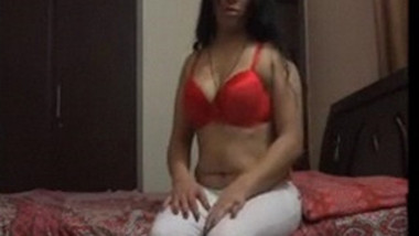 Slutty Desi chick has her XXX twat licked and fucked by horny partner