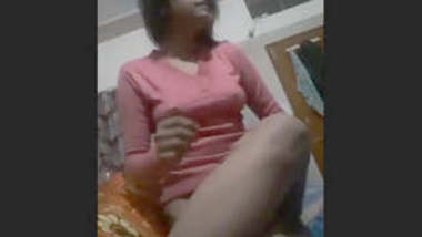 Delhi Babe Nude Selfie For BF 2 Clips Merged into single File