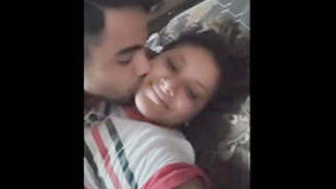 Desi couple New Leaked mms at home with Hindi Audio 2