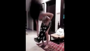 very hot dance