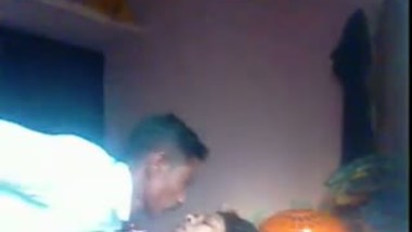 Desi village porn video of horny aunty fucked by electrician