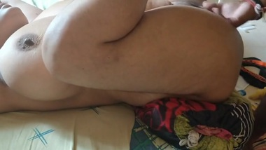 FATTY spread wide fingered and then fucked...