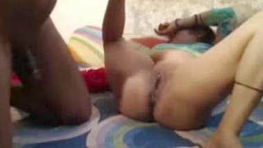jamuna aunty in salwar homemade mms