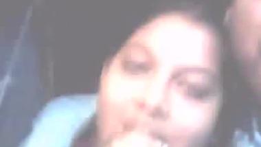 Desi couple tries new cam.