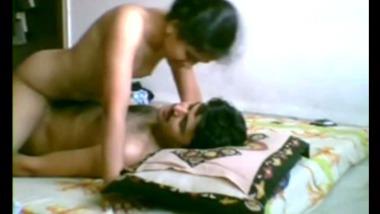 Cheating Mallu Bhabhi Rides Hard On Lover's Hairy Chest