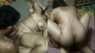 Desi couple having sex in front of neighbor