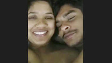 Horny young couple mms in hotel leaked