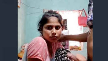 Desi Bhabhi Blowjob and Fucked Part 1