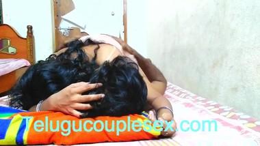 telugu couple sex full hard sex