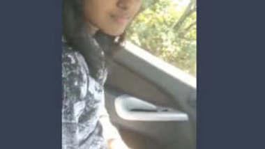 Tamil Cute Girl Sucking Lover cock