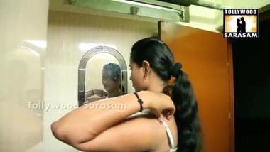 Mallu bhabi romance with room boy sexy foreplay...