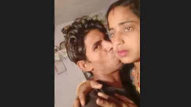 Desi Couple Standing Fucked